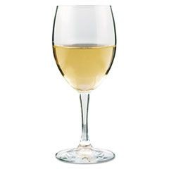 Glass Stemware, Wine, 11oz, Clear, 24/Carton