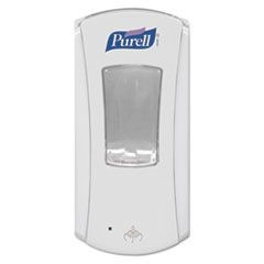 LTX-12 Touch-Free Dispenser, 1200mL, White