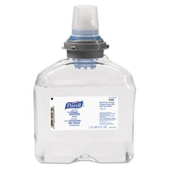 Advanced TFX Foam Instant Hand Sanitizer Refill, 1200mL, White
