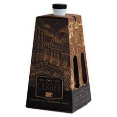 1On-the-Go Carafe, 96 oz, Mutlicolored, 16/Carton