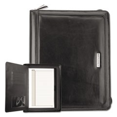 Windsor QuickView Refillable Planner, 5 1/2 x 8 1/2, Black