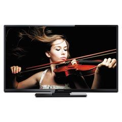 "LED LCD SMART TV, 40"", 1080p, Black"