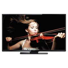 "LED LCD SMART TV, 50"", 1080p, Black"