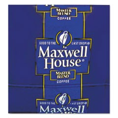 Coffee, Regular Ground, 1 1/10oz Pack, 42/Carton