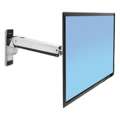 Interactive Arm, Very Heavy-Duty, 4.5w x 21.5d x 20.13h, Polished Aluminum