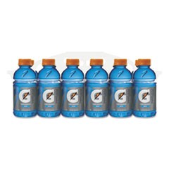 G-Series Perform 02 Thirst Quencher, Berry, 12 oz Bottle, 24/Carton