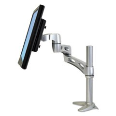 Neo-Flex Extend LCD Arm, 2 x 4 3/4 to 23 1/8 x 11 7/8, Silver