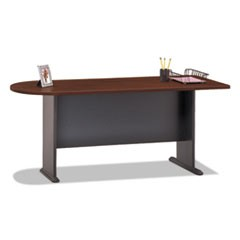 Series A Collection 72W Freestanding Peninsula, Hansen Cherry