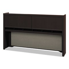 Enterprise Collection 72W Tall Hutch, Mocha Cherry (Box 1 of 2)