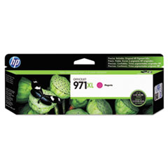 HP 971XL, (CN627AM) High Yield Magenta Original Ink Cartridge