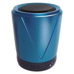 Hot Joe Portable Speaker, Blue