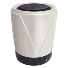 Hot Joe Portable Speaker, White