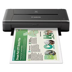 1PIXMA iP110 Color Inkjet Printer