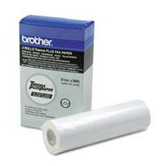 "ThermaPlus Paper Roll, 1"" Core, 8-1/2"" x 98 ft, 2/Pack"