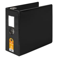 Heavy-Duty D-Ring Binder w/Extra-Durable Hinge, 5