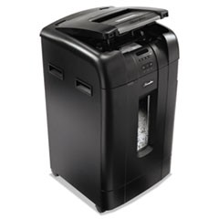 Stack-and-Shred 750X Auto Feed Heavy Duty Shredder, Super Cross-Cut, 750 Sheets