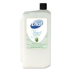 Yogurt Aloe Vera Shampoo & Body Wash, Pleasant Scent, 1000mL Refill, 8/Carton