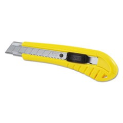 Standard Snap-Off Knife, 18mm, 6 3/4""