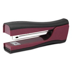 Dynamo Stapler, 20-Sheet Capacity, Wine Metallic