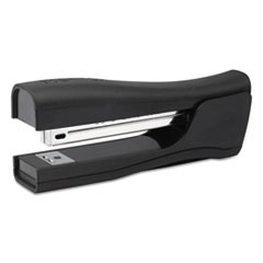 Dynamo Stapler, 20-Sheet Capacity, Black