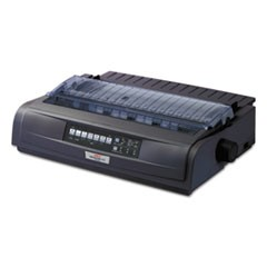 Microline 421 Parallel Narrow-Carriage 9-Pin Dot Matrix Printer