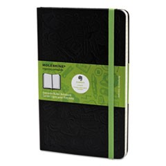 Ruled Evernote Smart Notebook, 5 x 8 1/4, Black Cover, 240 Sheets