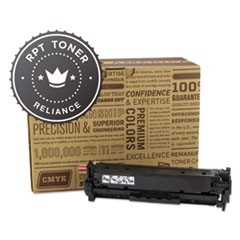 RPT RELCC530A Remanufactured CC530A Toner, 3500 Page-Yield, Black