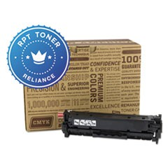 RPT RELCE411A Remanufactured CE411A Toner, 2200 Page-Yield, Cyan