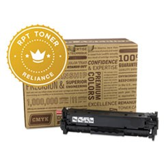 RPT RELCE412A Remanufactured CE412A Toner, 2200 Page-Yield, Yellow