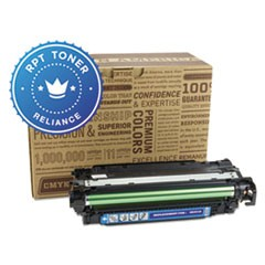 RPT RELCE251A Remanufactured CE251A Toner, 7000 Page-Yield, Cyan