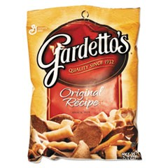 Gardetto's Snack Mix, Original Flavor, 5.5oz Bag, 7/Box
