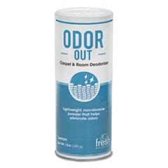 Odor-Out Rug/Room Deodorant, Bouquet, 12oz, Shaker Can, 12/Box