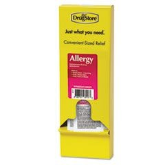 Allergy Relief, 2/Pack, 50 Pack/Box