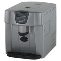 "Portable/Countertop Ice Maker, Platinum, 14.5"" H x 12.25"" W x 17"" D"