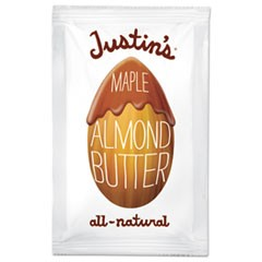 Maple Almond Butter, 1.15 oz Squeeze Pack, 10/Box
