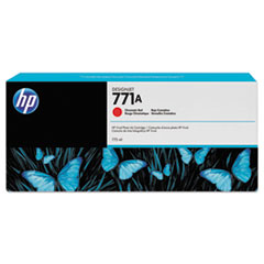 HP 771, (B6Y16A) Chromatic Red Original Ink Cartridge