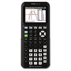 TI-84Plus C Silver Edition Programmable Color Graphing Calculator