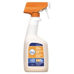 Fabric Refresher & Odor Eliminator, Fresh Clean, 32oz Trigger Sprayer, 8/Carton