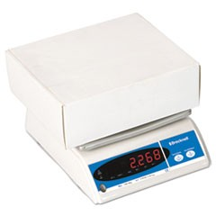 30lb Capacity General Purpose Scale, 9 1/2 x 8 1/2 Platform
