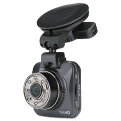CAM500 Dashcam Recorder, 1920 x 1080p Resolution, 140-Degree Viewing Angle