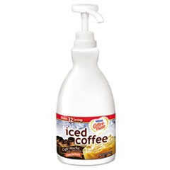 Concentrated Iced Coffee, Cafe Mocha, 1.5 L Pump Bottle