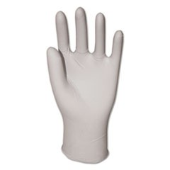 General-Purpose Vinyl Gloves, Powdered, X-Large, Clear, 4 mil, 1000/Carton