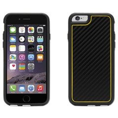 Identity Graphite Case for iPhone 6, Black/White