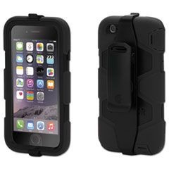 Survivor Case for iPhone 6, Black