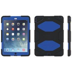 Survivor Case for iPad Air, Blue