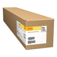 "Premium Photo Paper, 10mil, Solvent, Satin, 61"" x 100 ft"
