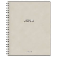 Notebook, Legal, 8 1/8