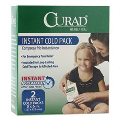 1Instant Cold Pack, 2/Box
