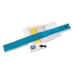 Left-Handed All-Purpose Sorter, 31 Dividers, Alpha/Numeric/Months/Dates/Days, Letter-Size, Blue Frame