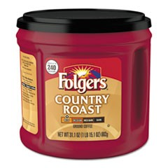 Coffee, Country Roast, 31.1 oz Canister